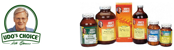 Udo's Choice Health Supplements